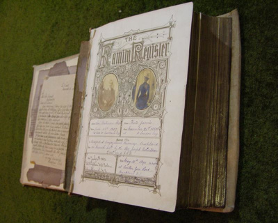 Firth Family Bible, Cassell, Petter, Galpin & Co.    London England, 1800s, 26