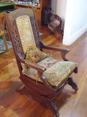 Rocking Chair, 21