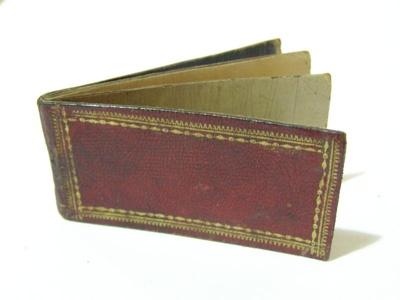 Ann Williams' notebook, 15