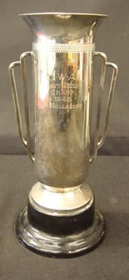 Trophy/Cup: Presented to Arthur Hollander 1948; 1948; 0000.0593