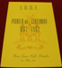 Documents: Clutha / Owaka I.O.O.F. Lodges ephemera (International Order of Oddfellows); various; 1962-1990; CT96.2071