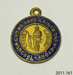 Badge, commemorative; Moller; 1914-1918; 2011.161