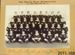 Photograph [All Blacks, 1949]; Frank Thompson, Crown Studios; 1949; 2011.168