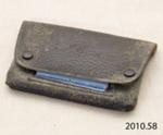 Wallet, tobacco; [?]; [?]; 2010.58