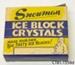 Box [Snowman Ice Block Crystals]; K L Packing Co Ltd; [?]; CT81.1558d