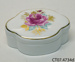 Box, trinket; Ridgway Potteries Ltd; 1955-1964; CT07.4734d
