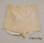 Shorts, child's; [?]; early 20th century; CT80.1218g