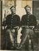 Photograph [Troopers C Bird and W McPhee]; Labatt, E A (Mrs); c1900; CT78.1005m
