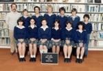Photograph [Catlins Area School class]; [?]; 1982; CT4583k