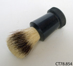 Brush, shaving; Buntings Brushes; CT78.854