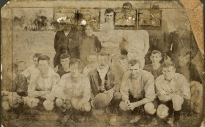 Photograph [Katea Football Team, 1913-1914]; [?]; 1913-1914; CT79.1052a
