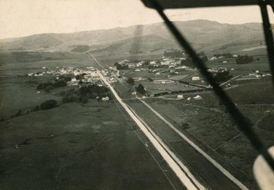 Photograph [Owaka, 1935]; 1935; CT80.1306a1