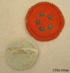 Puff, powder; [?]; [?]; CT90.1936e