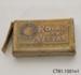 Matchbox; New Zealand Wax Vesta Co Ltd; [?]; CT81.1501n