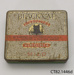 Tin, cigarette; Carreras Ltd; CT81.1446d