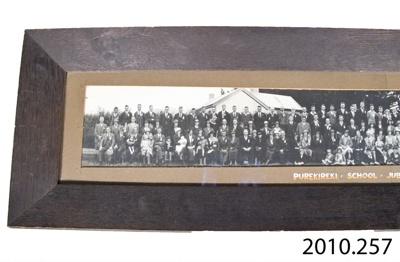 Photograph [Purekireki School Jubilee]; [?]; c1935; 2010.257