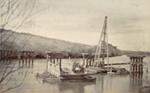 Photograph [Bridge under construction]; [?]; [?]; 2010.853