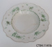 Plate, soup; W H Grindley & Co; 1914-1925; CT84.1141b1