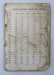 Instruction book, Ready Reckoner for Round Timber used by Mason & Coote mill.; [?]; CT04.4588
