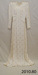Wedding dress; [?]; c1930s-1940s; 2010.80