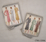 Patterns, sewing; McCall; c1920s; CT83.1250d