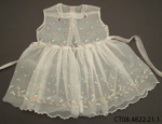Dress and petticoat; [?]; 1950s; CT08.4822.21