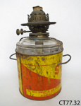 Lamp, kerosene; CT77.32
