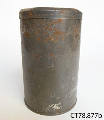 Tin, baking powder; T J Edmonds Ltd; 20th century; CT78.877b