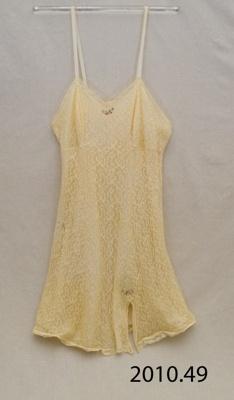 Petticoat; Nagels; 20th century; 2010.49