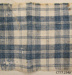 Sample, linen; Logan; Pre 1870; CT77.234a