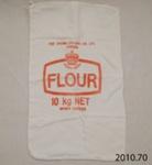 Bag, flour; Crown Milling Co Ltd; [?]; 2010.70