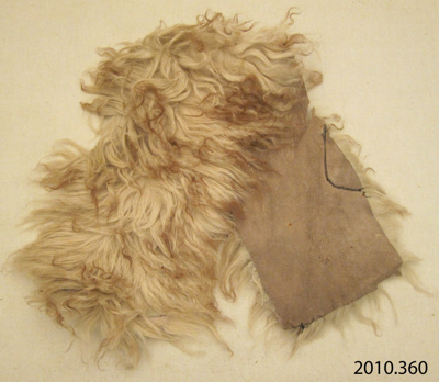 Sample, wool; [?]; 2010.360
