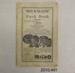 Cook Book, MILKMADE ; Kerslake and Billens Ltd; c1939; 2010.491