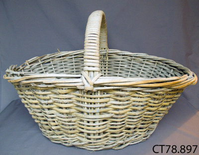 Basket, bread; CT78.897