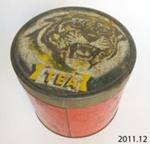 Caddy, tea; J Rattray & Son, Ltd.; 20th century; 2011.12