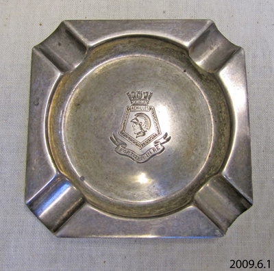 Ashtray; Turner & Simpson[?]; Mid 20th century; 2009.6.1