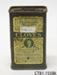 Tin, spice; W T Rawleigh Co Ltd; [?]; CT81.1558k