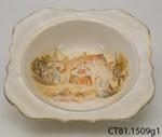 Dish, vegetable; Lancaster and Sandland Ltd; [?]; CT81.1509g