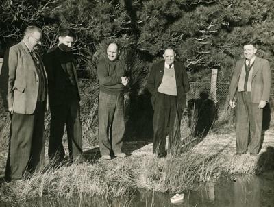 Photograph [Owaka Town Board]; [?]; 20th century; 2010.737
