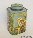 Caddy, tea; Bushell & Co; [?]; CT01.3072.2