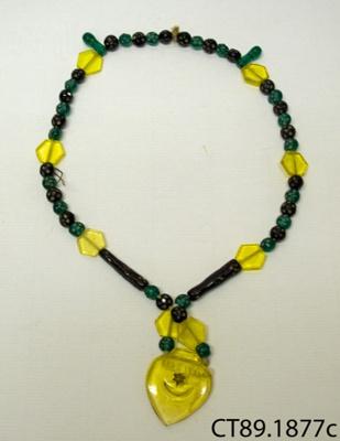 Necklace; [?]; c1914-1918; CT89.1877c