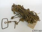 Chain, surveyor's; CT77.161