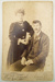 Photograph [Unknown couple]; Frost, W R; [?]; CT84.1662b