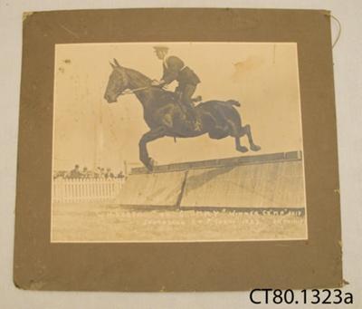 Photograph [A&P show 1923]; Phillips, E A; 1923; CT80.1323a