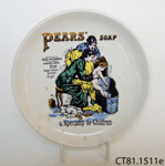 Dish; Lord Nelson Pottery; CT81.1511e