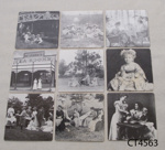 Coasters; Bell Tea; 20th century; CT4563
