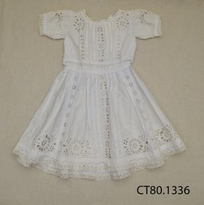 Dress, child's; [?]; [?]; CT80.1336