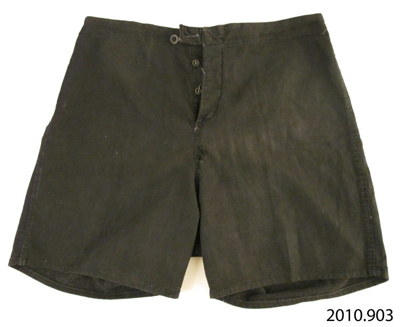 Shorts, rugby; [?]; c1949; 2010.903