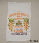 Bag, flour; Crown Milling Co Ltd; [?]; 2010.69