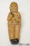Toy, paratrooper; [?]; [?]; 2011.165